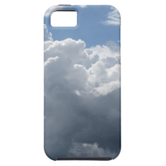 Sky with clouds iPhone 5 cases