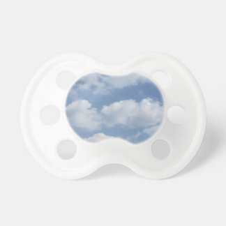 Sky with giants cumulonimbus clouds and sun rays t pacifier