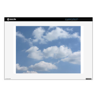 """Sky with giants cumulonimbus clouds and sun rays t skin for 15"""" laptop"""