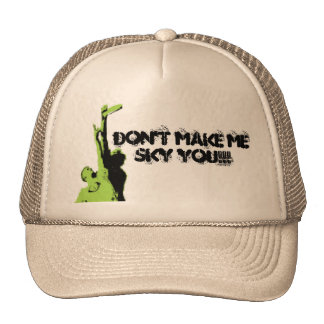 Sky You Trucker Hat