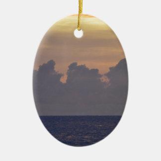 skyandsea.JPG Ceramic Ornament