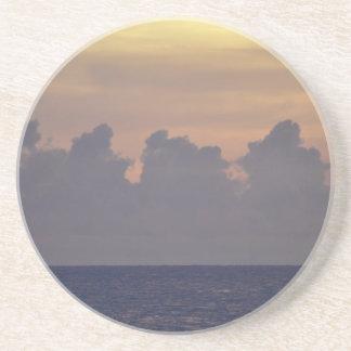 skyandsea.JPG Sandstone Coaster