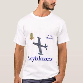Skyblazers F-84G Thunderjet Shirt