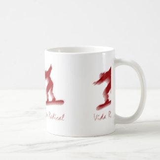 Skyboard radical LIfe Vida radical Coffee Mug