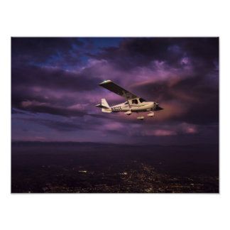 Skycatcher Evening Poster