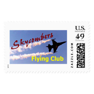 Skycombers Postage Stamp