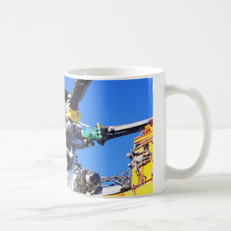 Skycrane Helicopter Rotor Swash Coffee Mugs