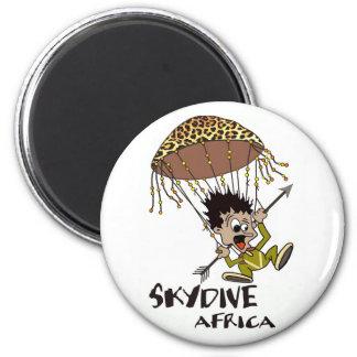 Skydive Africa Fridge Magnets