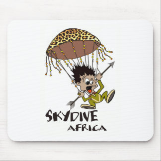 Skydive Africa Mouse Pad