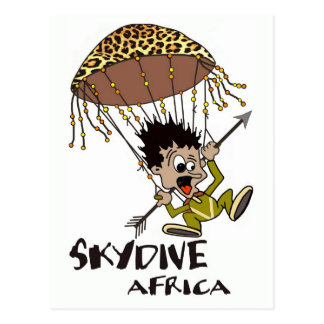 Skydive África Postal