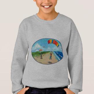 Skydive Beach Landing Sweatshirt