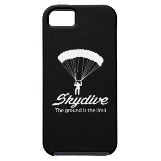 Skydive la tierra es el límite funda para iPhone 5 tough