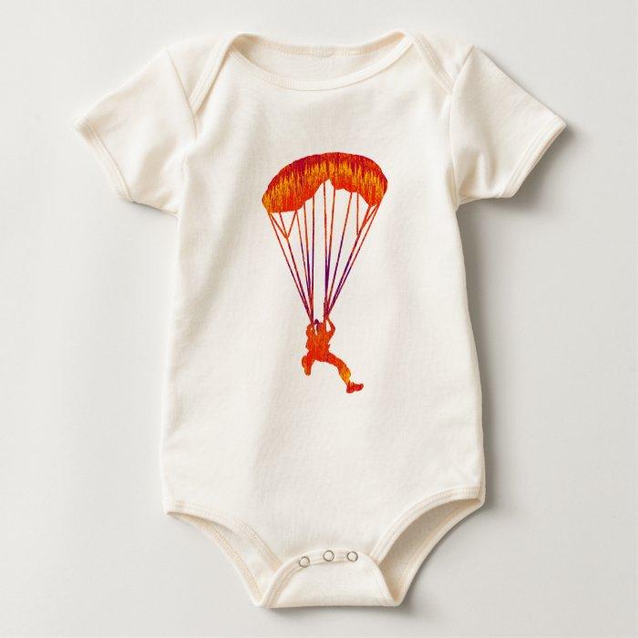 SKYDIVE NEW SOUL BABY BODYSUIT