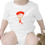 SKYDIVE RED DAWNS BODYSUITS