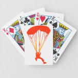 SKYDIVE RED DAWNS CARD DECK