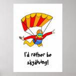 ¡Skydive - skydiving bastante! Impresiones