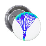 SKYDIVE THE VISION 2 INCH ROUND BUTTON