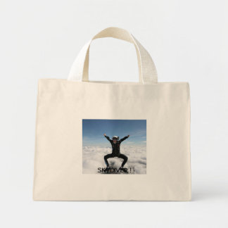 ¡SKYDIVER bolso Bolsa De Mano