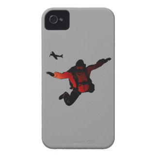 Skydiver iPhone 4 Cover