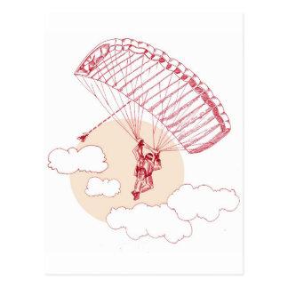 Skydiver Postal
