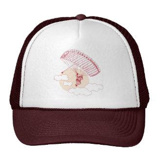 Skydiver Trucker Hat