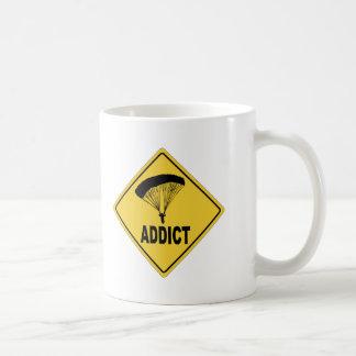 Skydiving 1 coffee mug