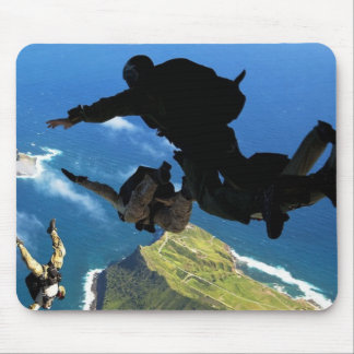 Skydiving 2 Mouse Pad