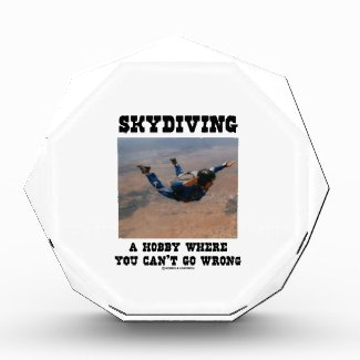 Skydiving A Hobby Where You Can't Go Wrong Awards