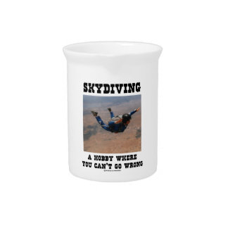 Skydiving A Hobby Where You Can't Go Wrong Pitchers