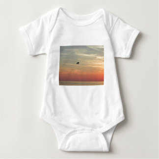 Skydiving Baby Bodysuit