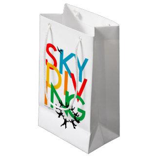 Skydiving Bolsa De Regalo Pequeña