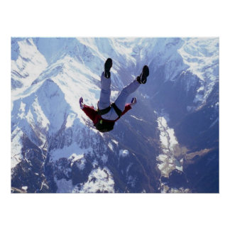 Skydiving by tdgallery poster