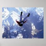 Skydiving by tdgallery print