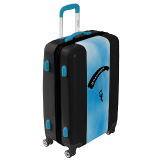 Skydiving Design Luggage