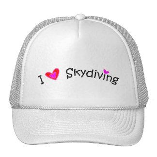 Skydiving Gorras