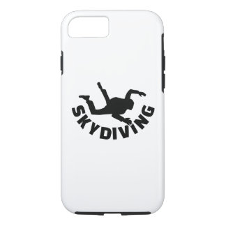 Skydiving iPhone 8/7 Case