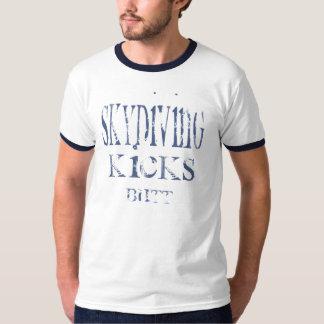 Skydiving Kicks Butt II T-Shirt