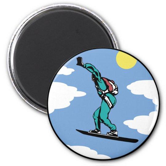 Skydiving Magnet