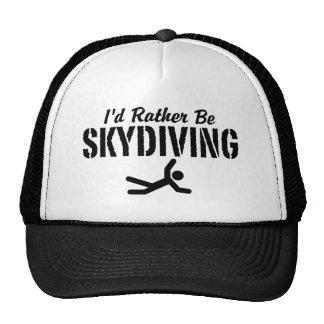 Skydiving Mesh Hats
