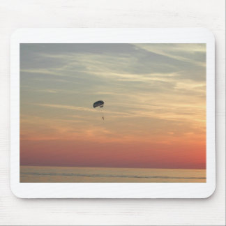 Skydiving Mouse Pad
