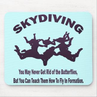 SKYDIVING MOUSEPADS