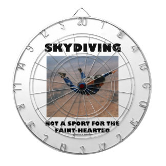 Skydiving no un deporte para el Débil-Hearted