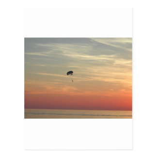 Skydiving Post Cards