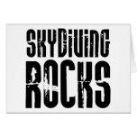 Skydiving Rocks