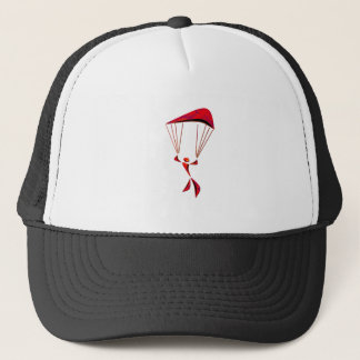 SKYDIVING SOUL SOUNDER TRUCKER HAT