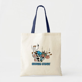 skydiving student tote