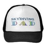 SkydivingDad Gorros Bordados