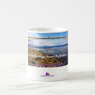 Skye Bridge from Kyleakin Classic White Coffee Mug