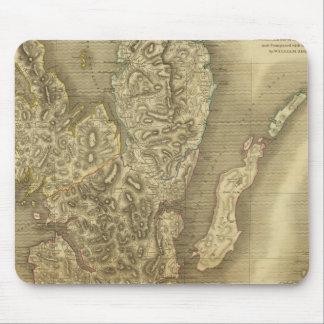 Skye Island Mouse Pad