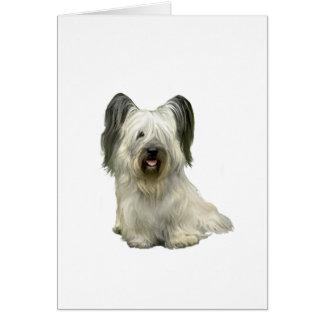 Skye Terrier (A) - Light Card